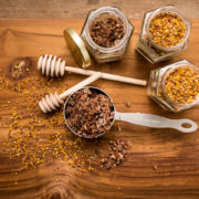 Bee Farm Products, Pollen and Propolis
